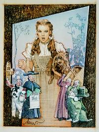 The Wizard Of Oz by DrewStruzan