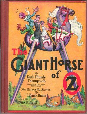 Gianthorseofoz