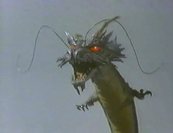 Rankin bass Asiatic Dragon