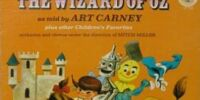 The Wizard of Oz as told by Art Carney