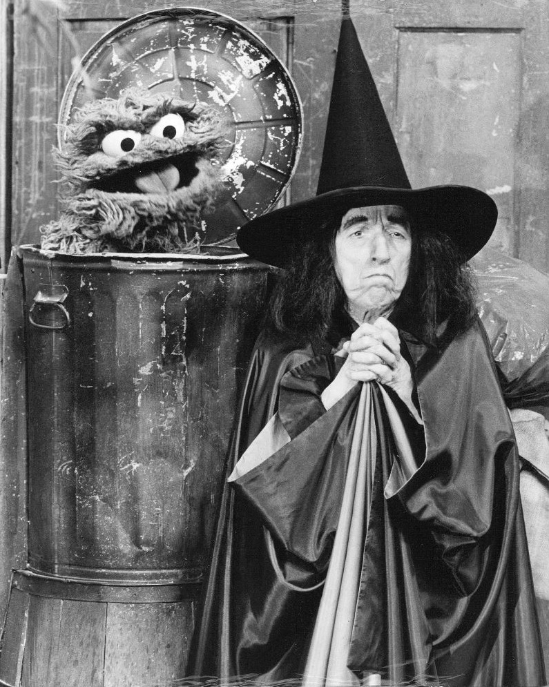 who played the wicked witch of the west