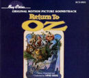 Return to Oz (soundtrack album)