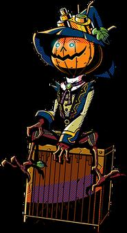 Otc-scarecrow