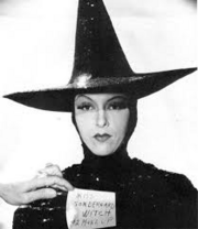 Gale Sondergaard The Wicked Witch of the West