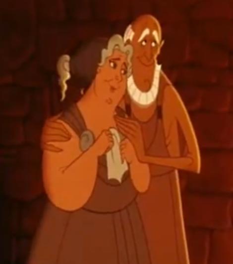 Alcmene (Disney's Hercules) | Heroes Wiki | FANDOM powered ...