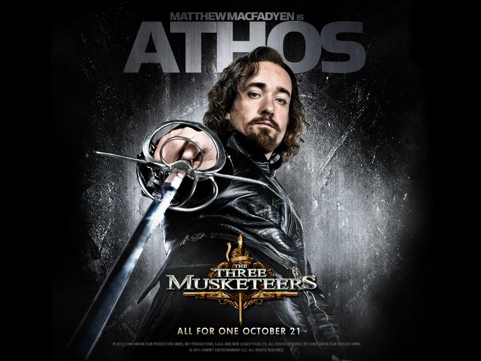 Fire Emblem Matthew Athos (2011 film)   He...