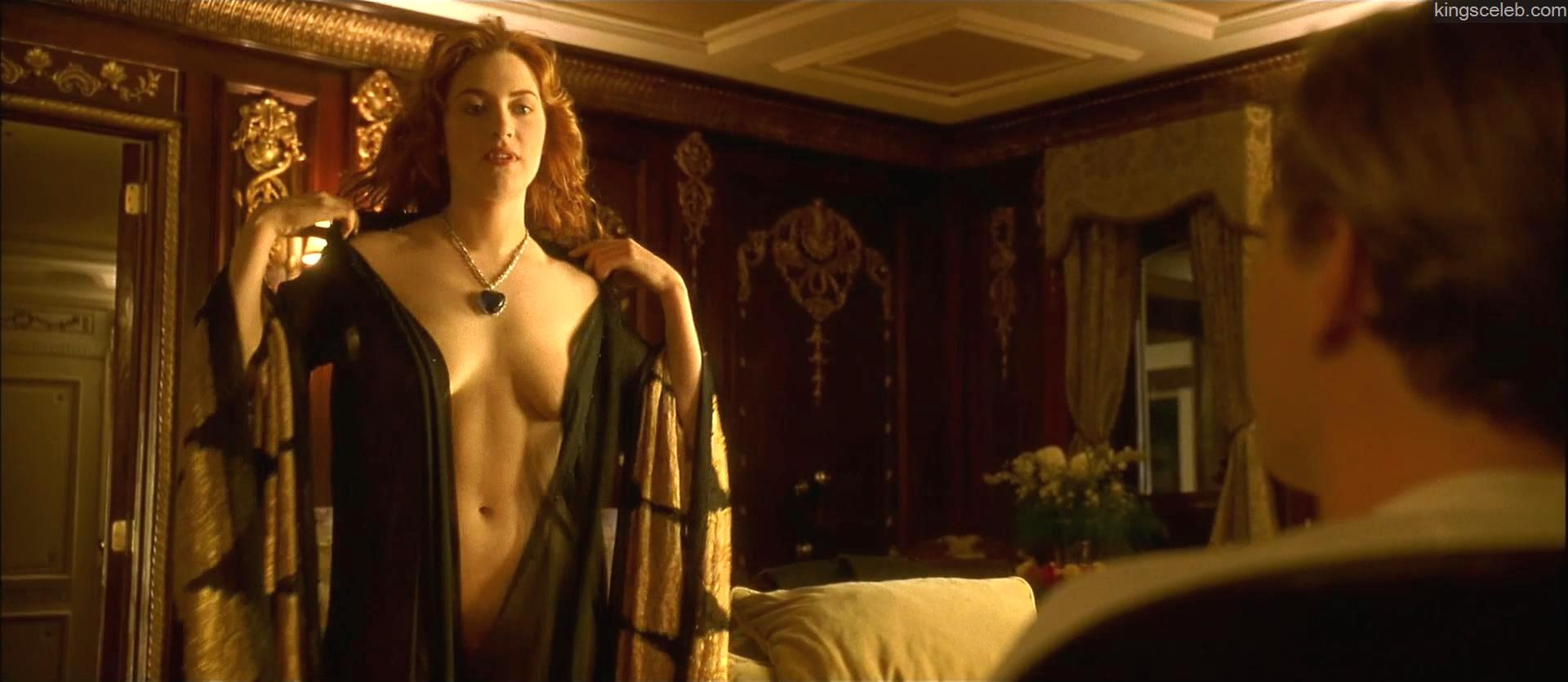 Naked In Titanic 105