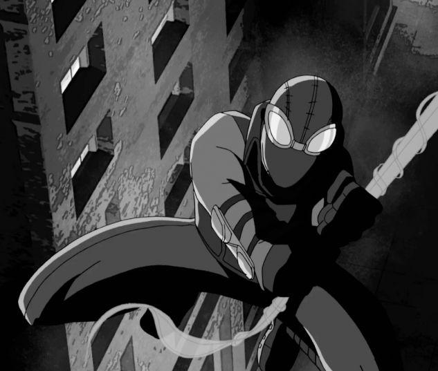 Spider man noir 2010 marvel animated universe heroes - Spiderman noir 3 ...