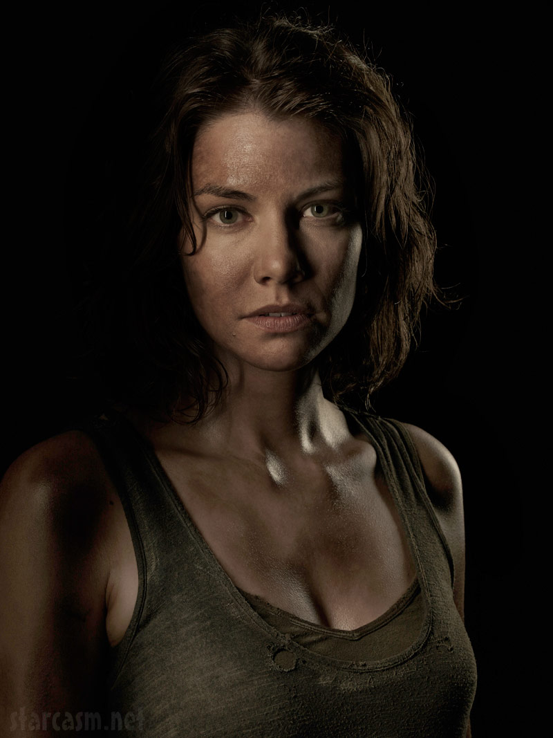 the walking dead maggie synchronstimme