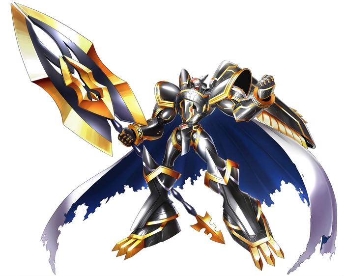 Alphamon | Heroes Wiki | FANDOM powered by Wikia