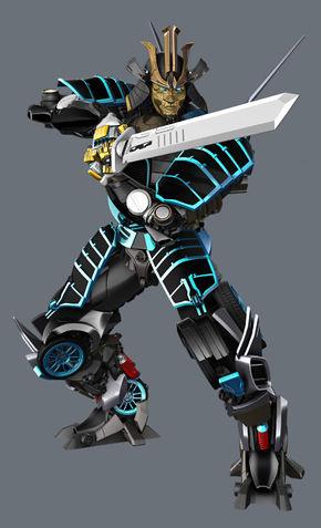 Drift Transformers Film Series Heroes Wiki Fandom
