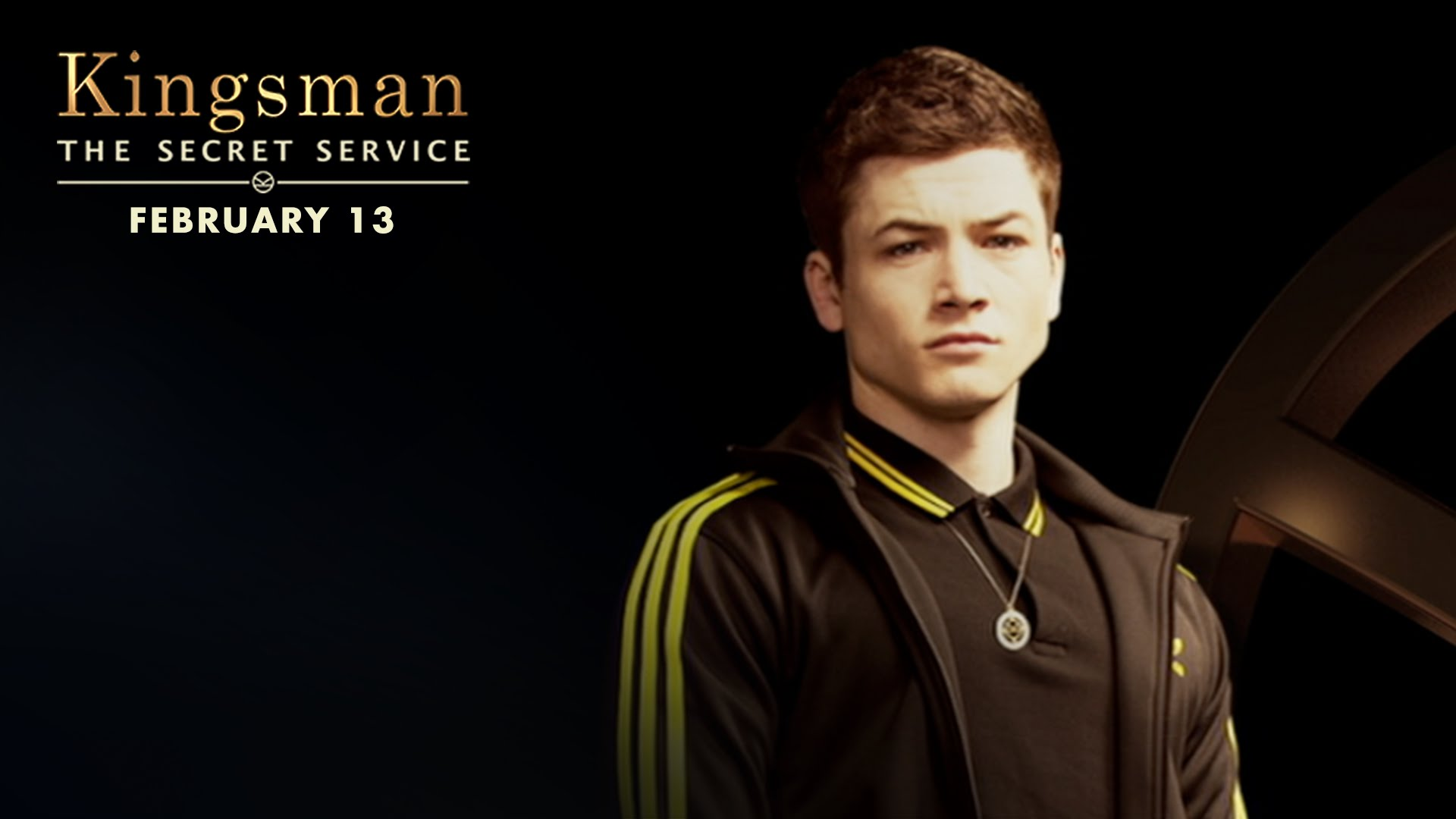 "Kingsman The Secret Service Interview Taron Egerton: Gary ""Eggsy"" Unwin"