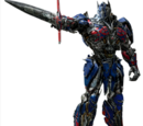 Optimus Prime (Transformers Film Series)