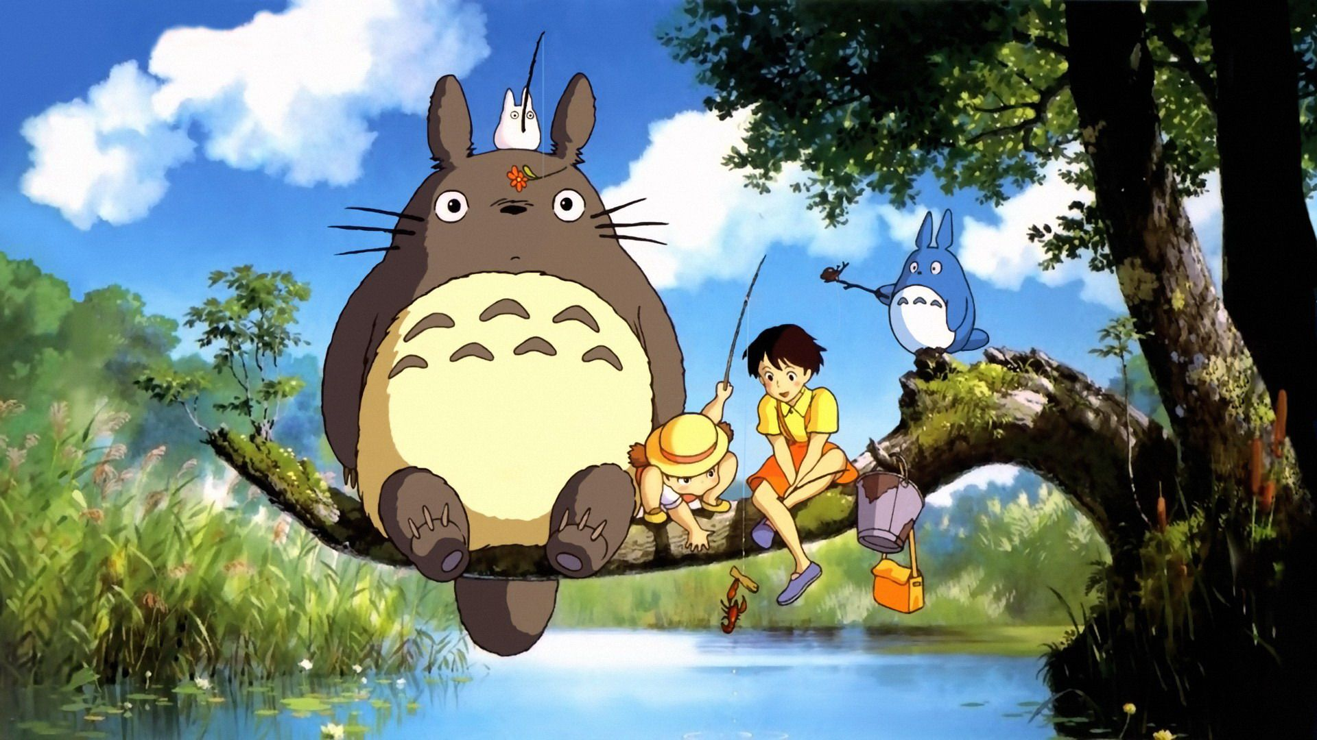 Totoro | Heroes Wiki | FANDOM powered by Wikia