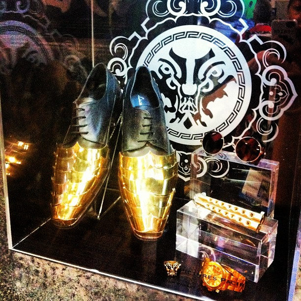 Hannibal Chau Shoes For Sale