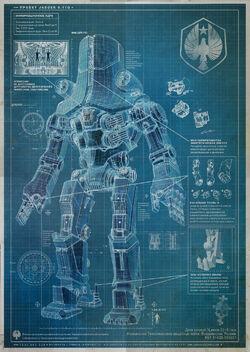 pacific rim blueprints  PPDC Blueprints of the Ch...
