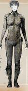 Mako Curitry Suit