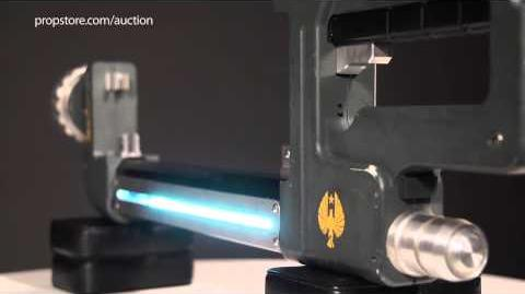 Prop Store's Pacific Rim Online Auction - Stacker Pentecost (Idris Elba) Mechanical Scanning Tool