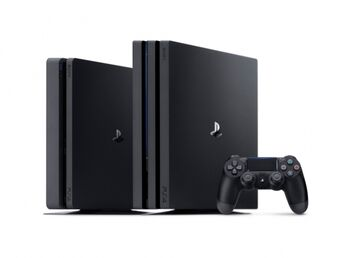 PS4 Slim and Pro