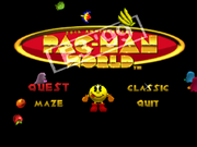 Pac-Man World E3 '99