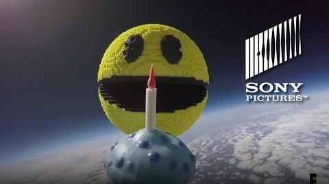 PIXELS Movie - Global Pac-Man Celebration