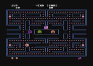 Pac-Man (Atari 5200) (Atari800 v3.0.0)