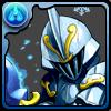 No.100  氷の魔剣士(冰之魔劍士)