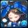 No.1415  小人の王女・白雪姫(小矮人之公主・白雪公主 )