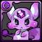No.054  パープルカーバンクル(紫色寶石獸)