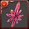 No.469  レッドクリスタル(紅水晶)