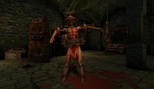 Tortured in Haunted Valley