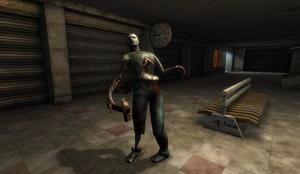 Zombie in Dead City