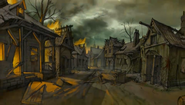 Village Of The Damned Concept Art