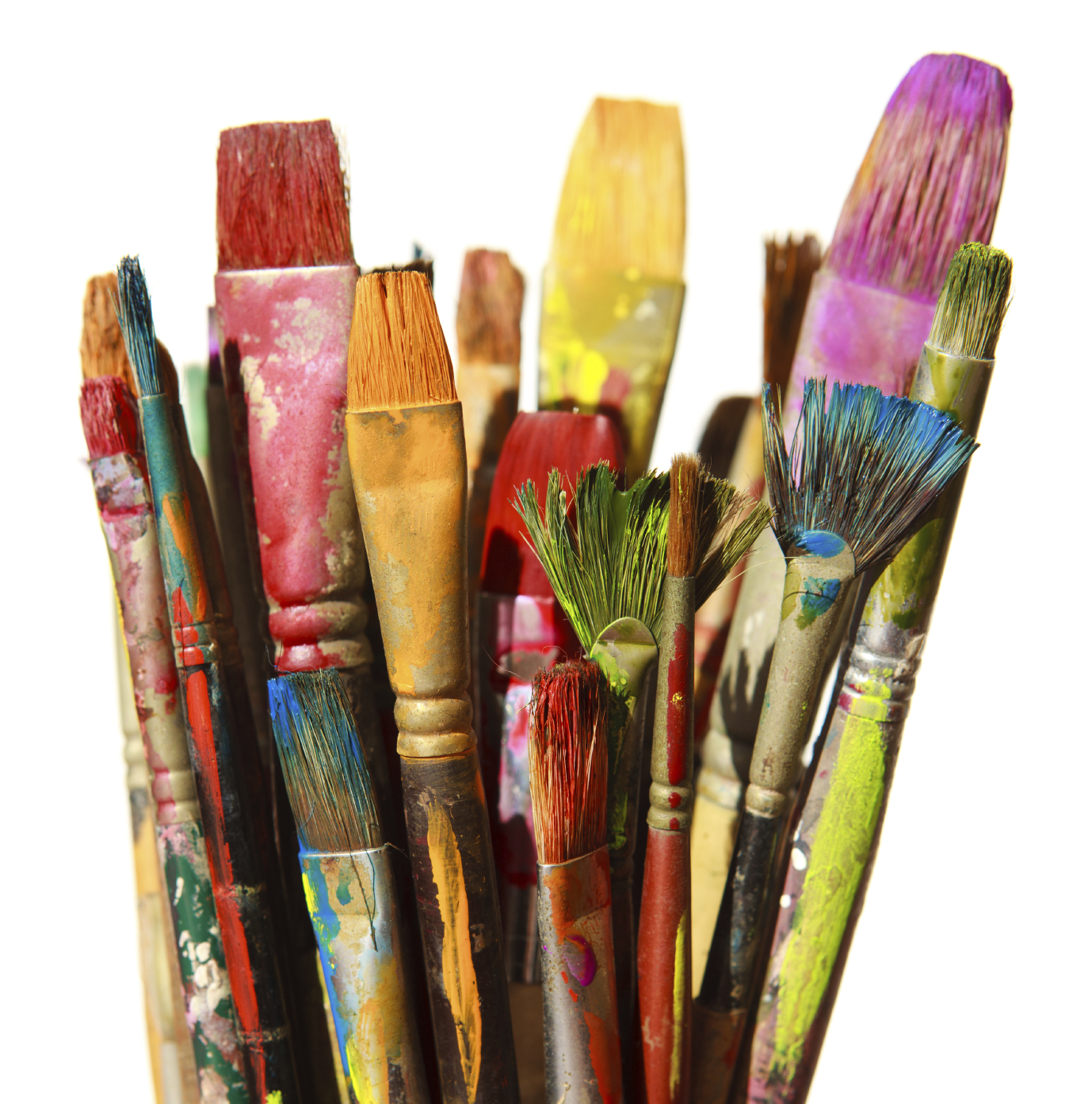 Favorite paint brush painting wiki fandom powered by for Materials for canvas painting