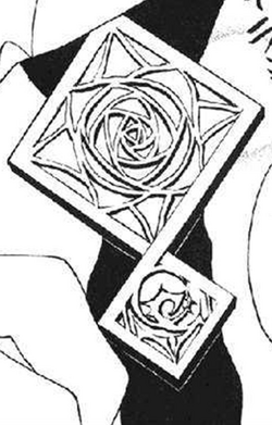 CS manga - lencana Ruskin