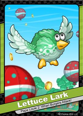 Lettuce Lark