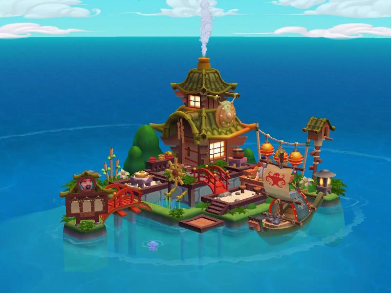 Shoyu Island Paradise Bay Wikia Fandom Powered By Wikia