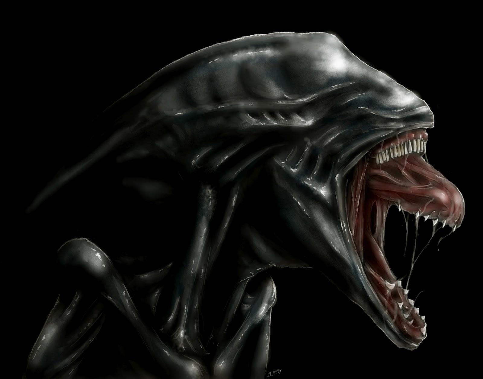 Xenomorph Prometheus Full resolution