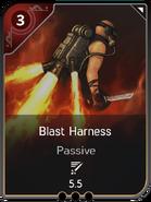 Blast Harness