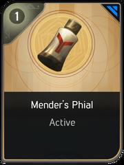Mender's Phial card