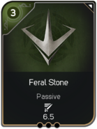 Feral Stone