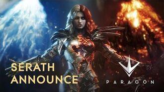 Paragon - Serath Announce (Available January 10)