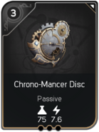 Chrono-Mancer Disc