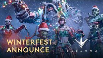 Paragon - Winterfest Announce