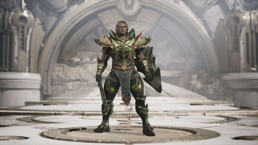 Greystone Dragonlord skin