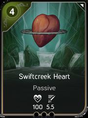 Swiftcreek Heart card