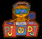 Line Sticker Parappa 25