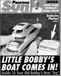 Bobby's Boat