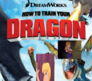 How to Train Your Dragon (TV Series) (Julian Bernardino Style)