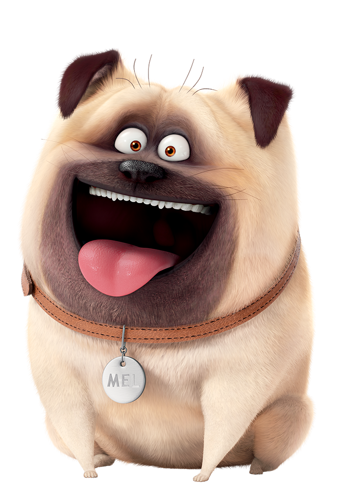 image   mel the secret life of pets png the parody wiki